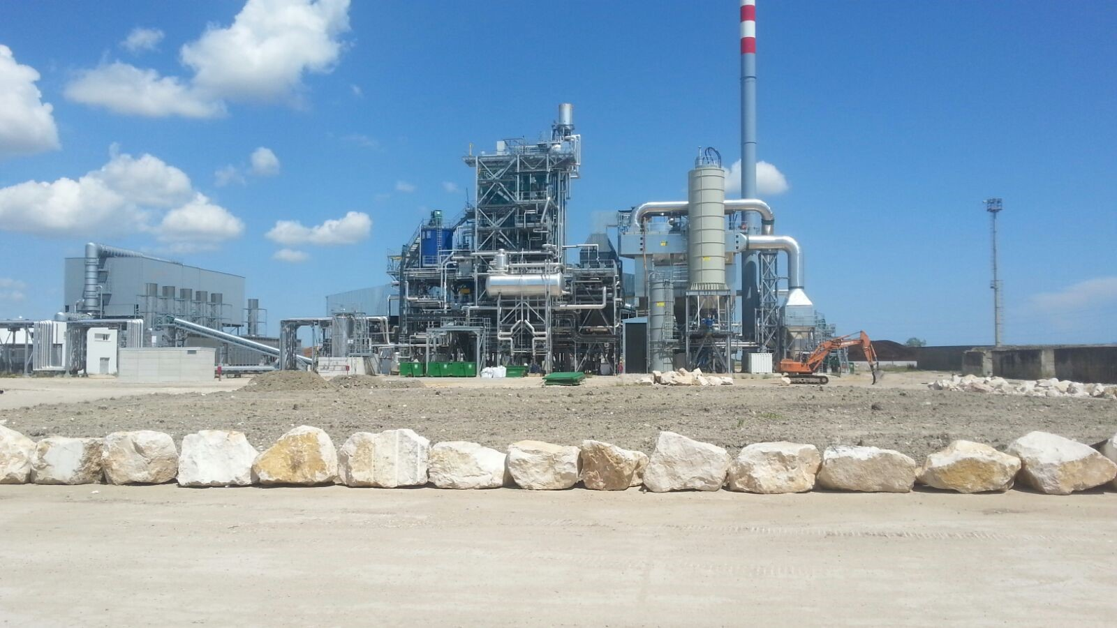 Centrale a Biomasse Enterra S.p.A