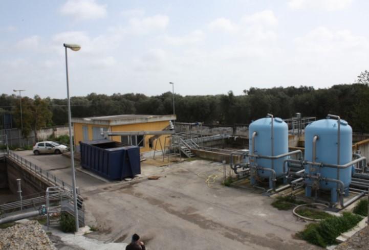 Progettazione esecutiva relativa ai lavori di potenziamento dell'impianto di depurazione di Oria (BR)